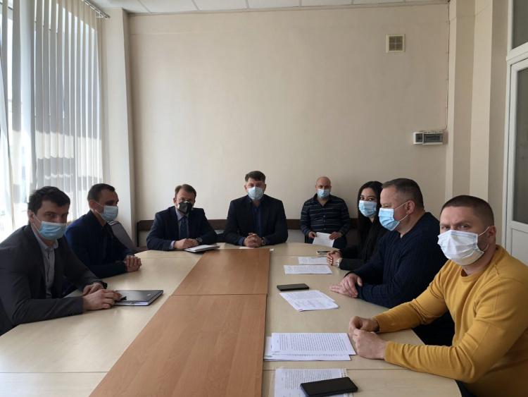 Відбувся фаховий семінар для апробації дисертації аспіранта кафедри кримінально-правових дисциплін Олександра Таркана