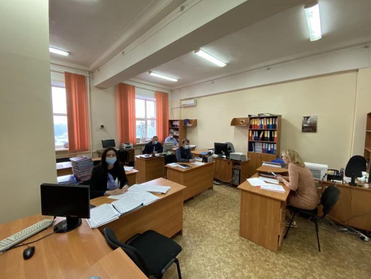 Відбувся фаховий семінар для апробації дисертації аспірантки кафедри кримінально-правових дисциплін Тетяни Тичини