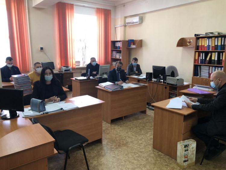 Відбувся фаховий семінар для апробації дисертації аспіранта кафедри кримінально-правових дисциплін Володимира Попова