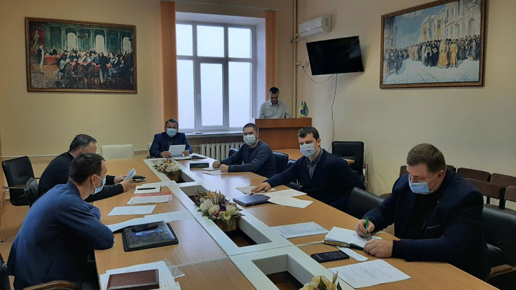 02 лютого 2021 року відбувся фаховий семінар для апробації дисертації Пащенка Євгена Миколайовича
